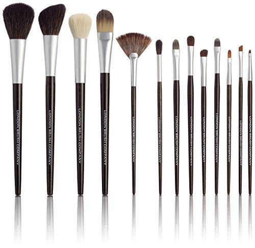 LONDON BRUSH COMPANY Coffret de Pinceaux de Maquillage Debut