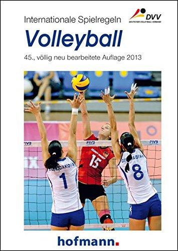 Preisvergleich Produktbild Internationale Spielregeln - Volleyball