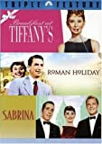 Audrey Hepburn Collection (Breakfast at Tiffany's / Roman Holiday / Sabrina)[3 DVDs] [US Import]