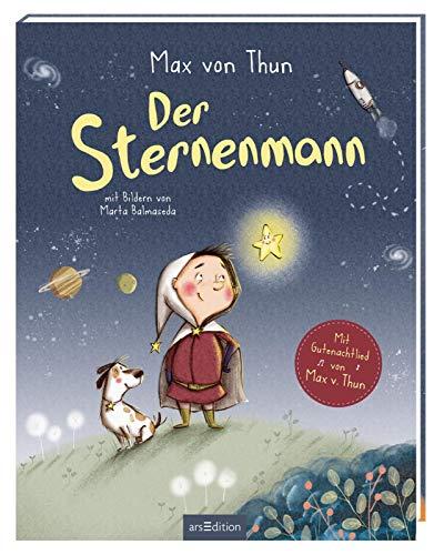 Buchseite und Rezensionen zu 'Der Sternenmann' von Max von Thun