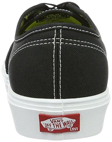 Vans U AUTHENTIC VQEV8ZI Unisex-Erwachsene Sneaker schwarz / weiß