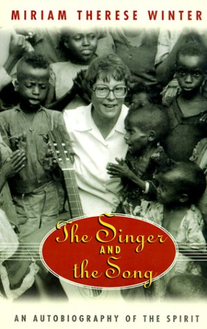 The Singer The Song An Autobiography Of The Spirit