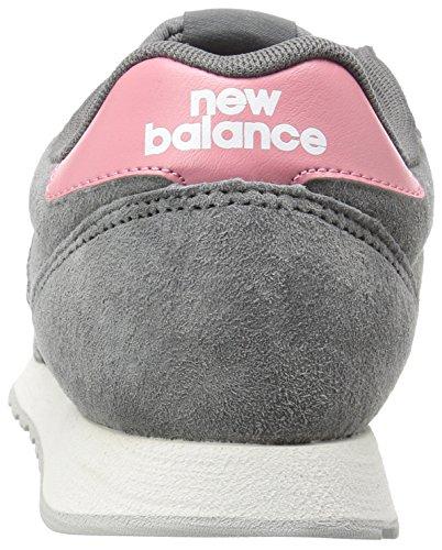 Pour Gris Clair Femme De New Balance Sport Chaussures Wl520 RxX1zA