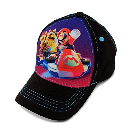 ABG Accessories Kids  Mario Kart 3D Pop Cap Baseball 4ec4b5a9600d