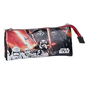 Karactermania Star Wars Lightsaber Estuches, 24 cm, Rojo