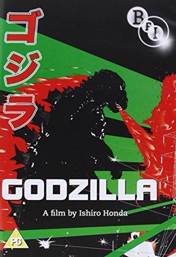 Godzilla [Reino Unido] [DVD]