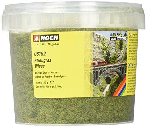 Noch 08152 Gras Wiese 120 g (Gras-gelände)