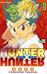Hunter X Hunter Edition simple Tome 26
