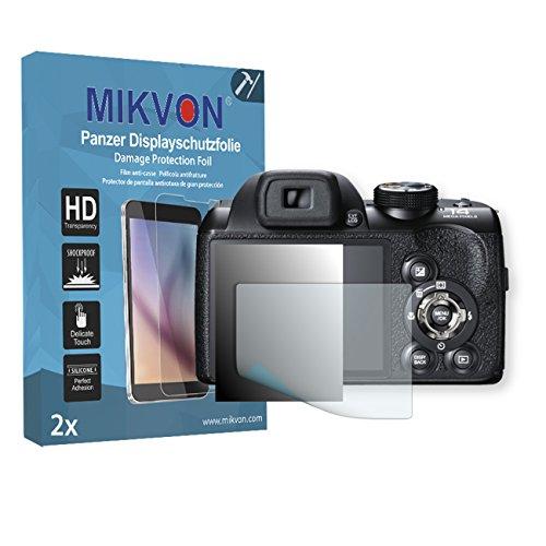 2x-mikvon-pelicula-blindada-proteccion-de-pantalla-fujifilm-finepix-s4200-protector-de-pantalla-emba