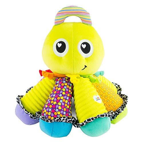 LAMAZE Octotunes Baby Sensory Musical Toy | Newborn Baby Toys for Sensory Play and Music Discovery | Suitable from Birth