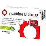 Vitamina D 2000 U.I. 168 compresse masticabili Metagenics
