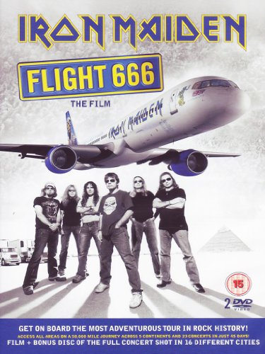 Iron Maiden - Flight 666 - The film