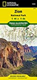 Zion National Park: National Geographic Trails Illustrated Utah: NG.NP.214 (National Geographic Trails Illustrated Map, Band 214)