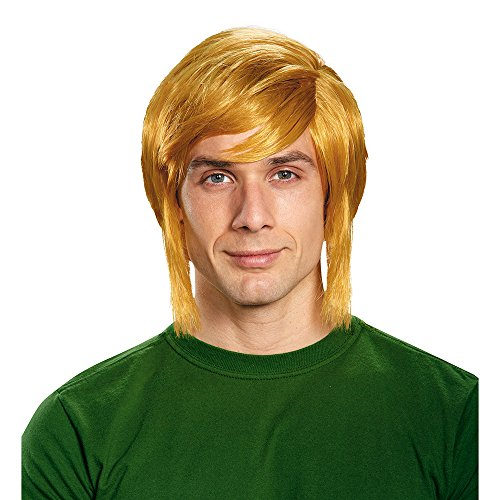 Legend of Zelda Link Adult Costume Wig