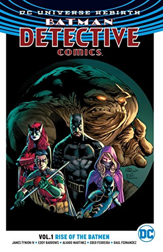 Detective Comics TP Vol 1 Rise of the Batmen (Rebirth) (Batman: Detective Comics)