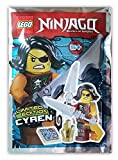 Blue Ocean LEGO Ninjago Limited Edition Sammelfiguren Jay Kai Cyren - Deutsche Ausgabe (Cyren Limited Edition)