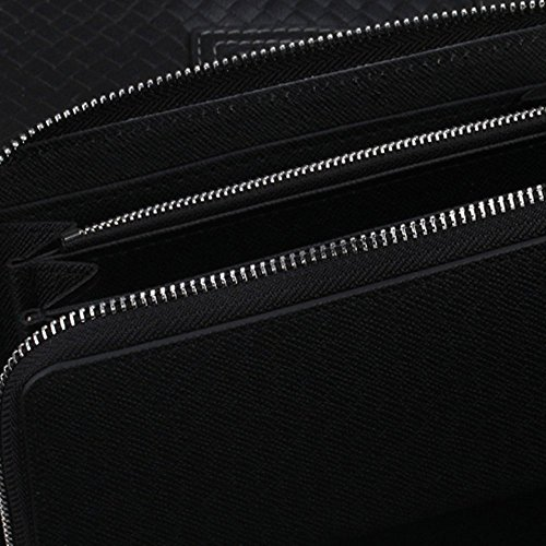 Eysee , Damen Clutch Schwarz khaki 19.5cm*10cm*2.5cm. schwarz