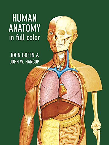Human Anatomy in Full Color (Dover Children's Science Books) thumbnail