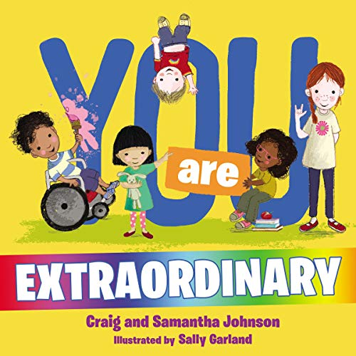 You Are Extraordinary (English Edition)