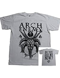 Arch Enemy, T-Shirt, Do You See Me, white
