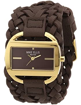Mike Ellis New York Damen-Armbanduhr Analog Quarz  L2757AGU/7