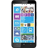 "Nokia Lumia 1320 - Smartphone libre Windows Phone (pantalla 6"", cámara 5 Mp, 8 GB, Dual-Core 1.7 GHz, 1 GB RAM), negro [importado]"