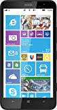 Nokia Lumia 1320 - Smartphone libre Windows Phone (pantalla 6', cámara 5 Mp, 8 GB, Dual-Core 1.7 GHz, 1 GB RAM), negro [importado]