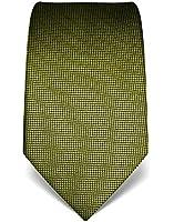 VB Herren Krawatte aus reiner Seide, strukturiert, in vielen Farben