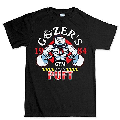 Gozer Gym Ghost Fitness T Shirt
