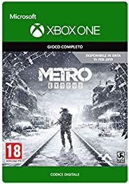 Metro Exodux Standard Xbox One - Codice download