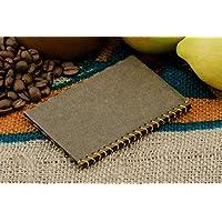 Kartenetui, Kartenhalter, Brieftasche, Portemonnaie - aus Pappe, dünn, minimalistisch, vegan, modern - braun - von BERLIN slim