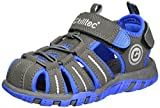 Killtec Jungen Marimba Jr Outdoor Sandalen, Grau (Anthrazit), 30 EU