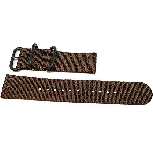 daluca-a-due-pezzi-in-nylon-balistico-cinturino-nato-marrone-fibbia-pvd-18-mm