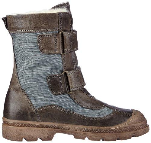 Bisgaard Stiefel mit TEX 61018213 Unisex-Kinder Stiefel Grau (71 Elephant 71)