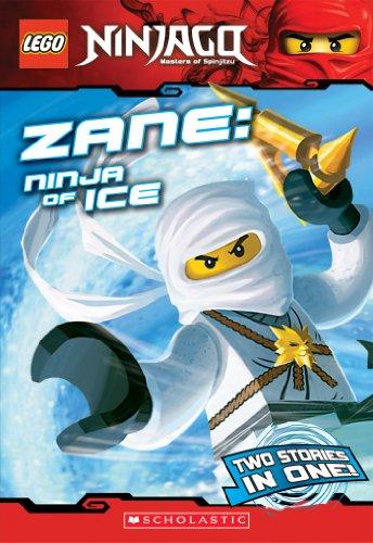 Zane, Ninja of Ice (LEGO Ninjago: Chapter Book) (English ...
