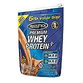 Muscletech Premium Series 100% Premium Whey Protein Plus - 2,27 kg Vanilla - 51EHJiNOfJL. SS166