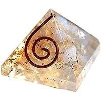 Reiki heilende Energie geladen Krystal Gifts UK Opalit Kristall Chip Energetische Pyramide (ca. 2x 2x 2cm)... preisvergleich bei billige-tabletten.eu