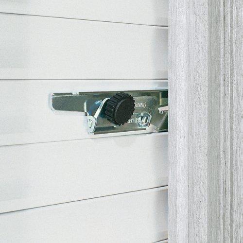 abus 81873 sicura per tapparelle tipo rs97 sb set da 2. Black Bedroom Furniture Sets. Home Design Ideas