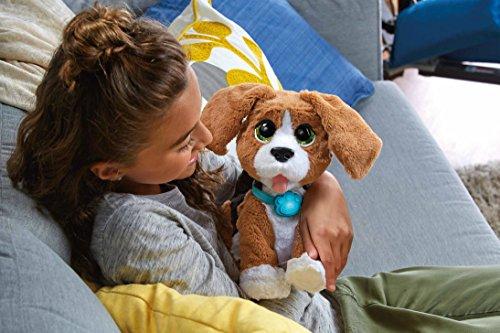 Hasbro FurReal Friends B9070100 - Benni der sprechende Beagle, Elektronisches Haustier - 6