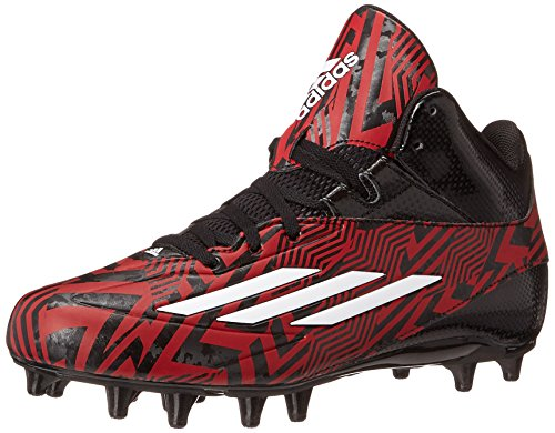 Adidas Performance Filthyspeed Mid Football Taquet, Noir / platine, 6,5 M Us Collegiate Royal/White