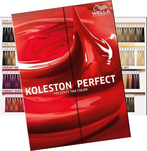 Wella Professionals Koleston Color Board