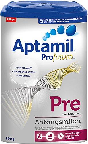 Aptamil Profutura Pre Anfangsmilch, 2er Pack (2 x 800g)