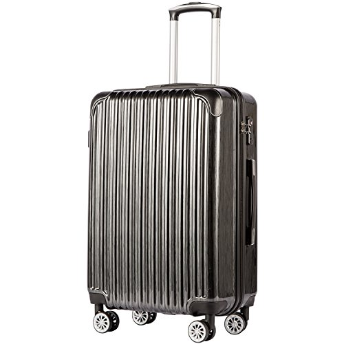 COOLIFE Expandable Suitcase(Only...