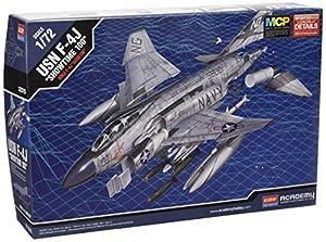 "Academy 1 / 72o Escala USN F-4J Phantom Showtime 100"" Academia DE Modelo Kit # 12515A"