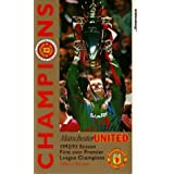 Manchester United - Champions - The Official 1992/93 Season Review