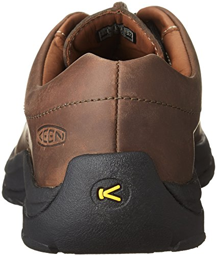 Keen Boston III, Scarpe da Ginnastica Basse Uomo Marrone (Cascade Brown Cascade Brown)