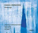 Chaya Czernowin : Wintersongs. Gavett, Wessel, Schick.