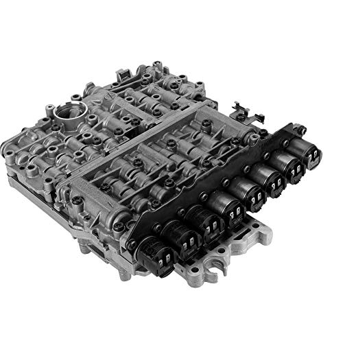 Automatikgetriebe Ventilkörper, Aluminiumlegierung ZF5HP24A Getriebe Ventilkörper Passend für A6 A8 RS6 S6 S8 S4