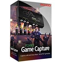 Roxio 248400EU Game Capture, Xbox 360/PS3