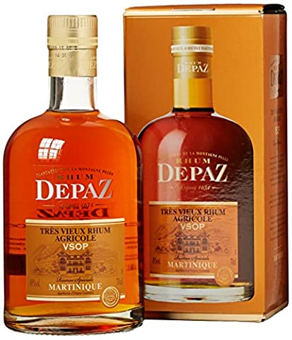 Depaz Spécial Réserve VSOP Rum (1 x 0.7 l)